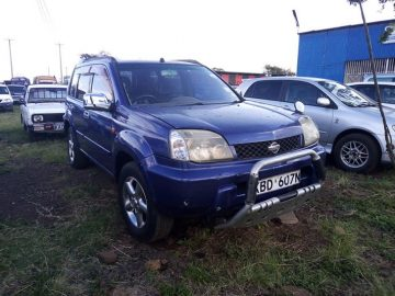 Nissan Extrail for sale