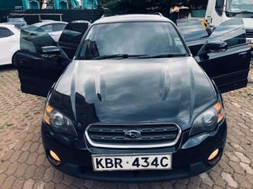 Subaru Outback For Sale - Cars for sale in Kenya - Used and New