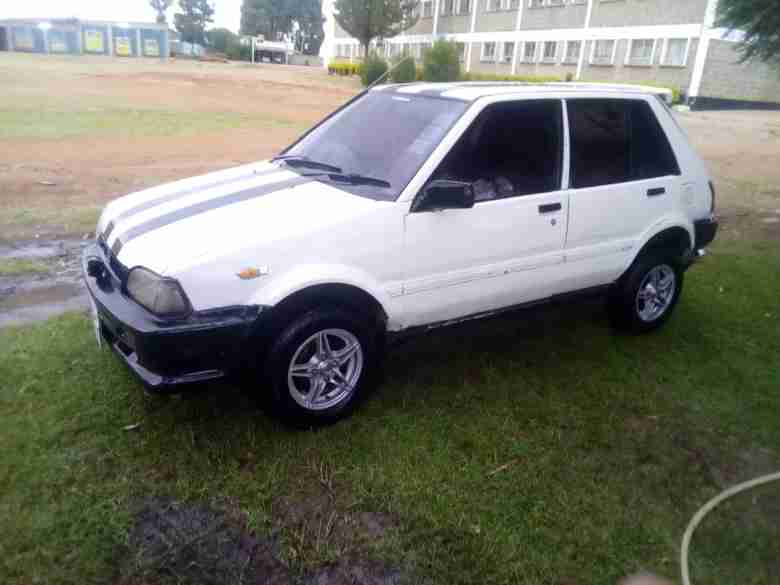 Toyota Starlet Kp60 for sale in UK | View 58 bargains