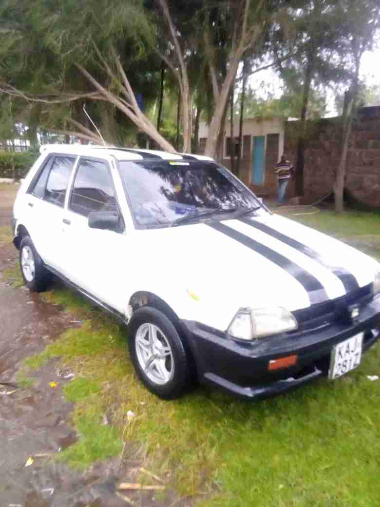 Used 1997 Toyota Starlet for sale in Bedfordshire