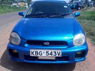 Subaru imprezza for sale