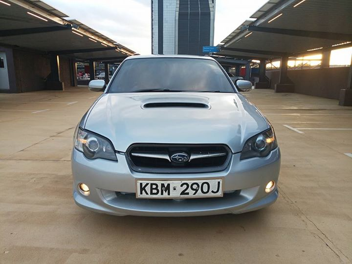 Subaru Legacy For Sale Cars For Sale In Kenya Used And New