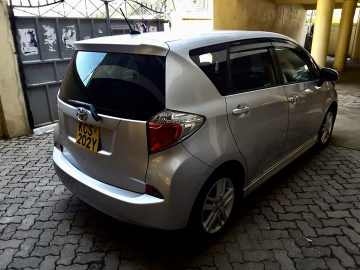 Toyota Ractis For sale
