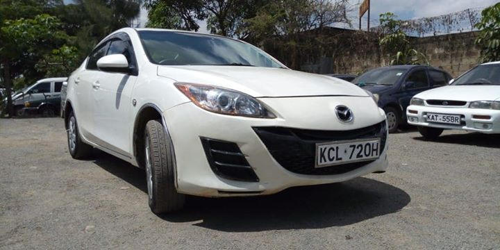 Mazda Axela For Sale Cars For Sale In Kenya Used And New