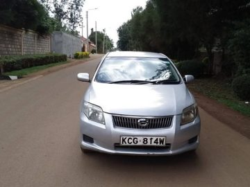Toyota Axio For sale Nairobi