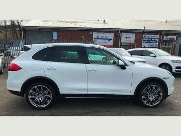 Porsche Cayenne 4.8 S Tiptronic 2012 For Sale
