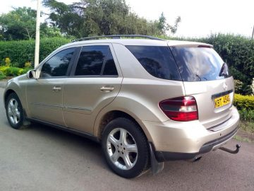 Mercedes Benz ML320 For Sale