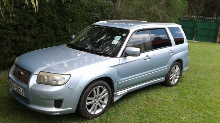 Subaru Forester Cross Sport For Sale