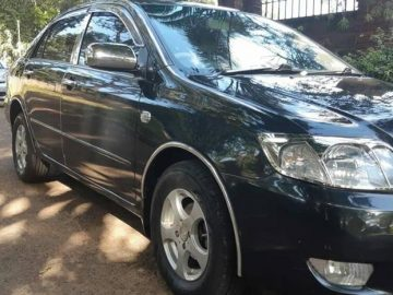 Toyota Corolla Luxel For Sale