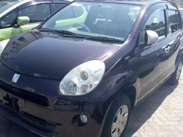 Toyota Passo for sale Mombasa