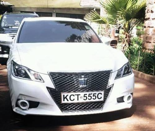 Toyota Crown Athlete Hybrid For Sale - Cars for sale in Kenya - Used