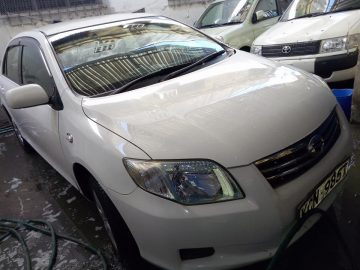 Toyota Axio 2010 For Sale