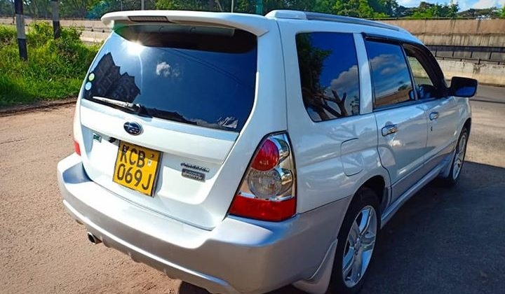 Subaru Forester For Sale Cars For Sale In Kenya Used And New