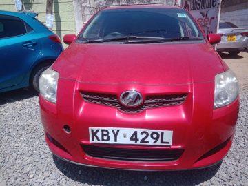 Toyota Auris For Sale