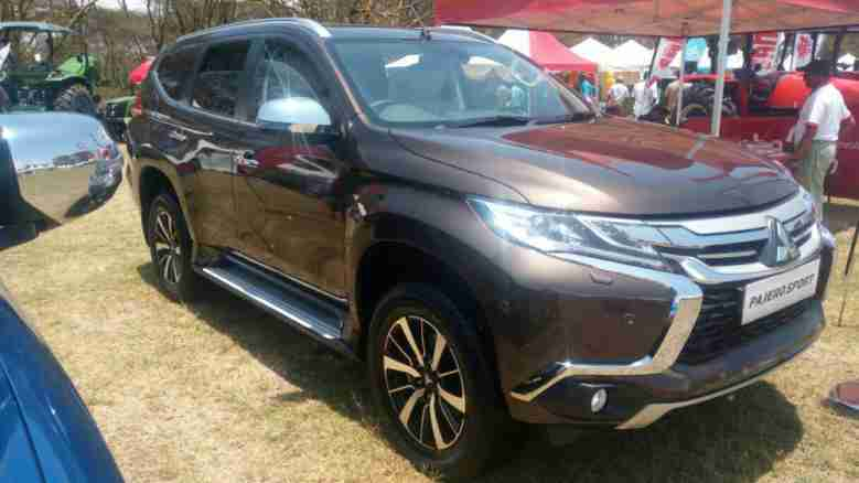 New Mitsubishi Pajero Sport Cars For Sale In Kenya Used And New