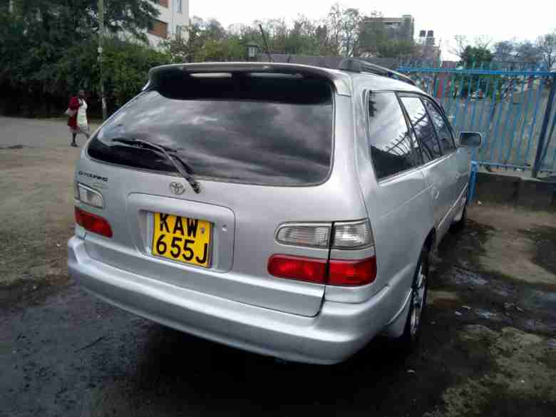 Toyota G-touring For Sale - Cars for sale in Kenya - Used and New