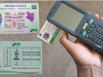 How to Apply for the New Smart Driving License in Kenya