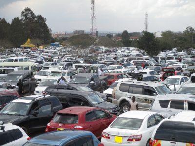 Jamhuri Car Bazaar