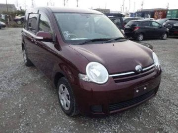 New Toyota Sienta 2012 For Sale