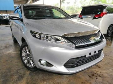 New Toyota Harrier 2013 For Sale