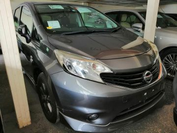 NEW NISSAN NOTE 2013 MODEL