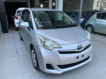 NEW TOYOTA RACTIS 2013 MODEL FOR SALE