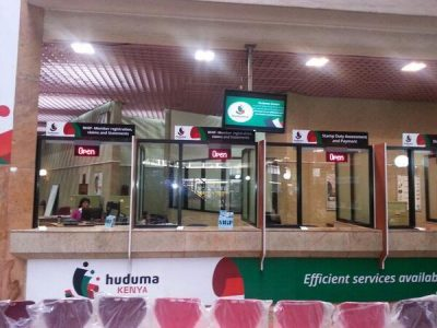 Huduma Centres in Kenya