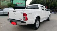 2014 TOYOTA DOUBLE CAB 2WD AT