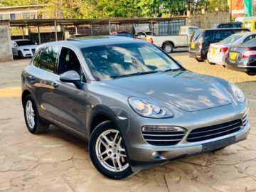 Porsche Cayenne 2013 KDA Fully loaded 3000cc Diesel Turbo Panaromic Sunroof Ksh 4.95M