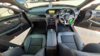 2012 MERCEDES BENZ E250