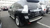 Toyota Landcruiser Prado TX year 2014 Model Petrol 2700 cc automatic transmission black color fully loaded Ksh 4.85M