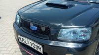 Subaru Forester Crossport SG5 Year 2005 AT Turbo black color Ksh 745K
