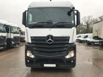 Mercedes Actros Year 2013 MP4 New import Hire-Purchase Accepted Ksh 4.8M