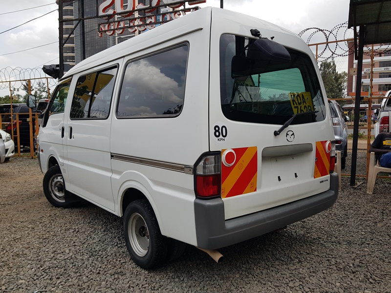 MAZDA BONGO, YR 2013 - Cars for sale in Kenya - Used and New