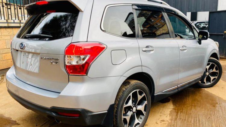 Subaru forestor xt turbo