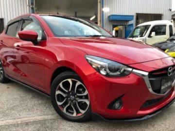 Mazda Demio 2014