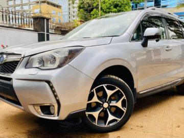 Subaru forestor xt turbo