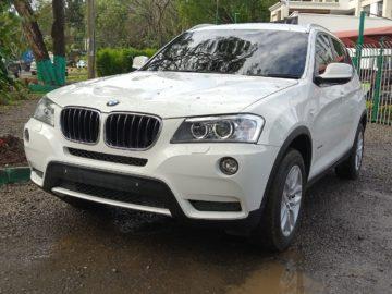 BMW X3 2013 KSH. 3150000 NEG