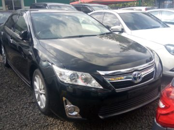 TOYOTA CAMRY 2012 KSH. 1650000