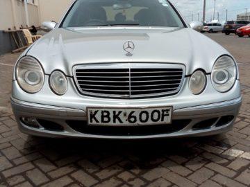 Mercedes Benz E200 on Sale