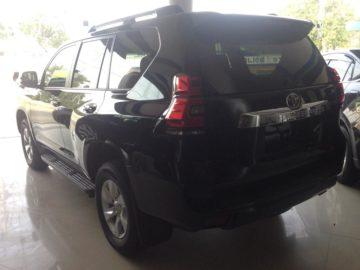 2017 Toyota landcruiser prado TX-L 7 seater