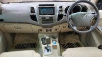 EXTREMELY CLEAN TOYOTA FORTUNER