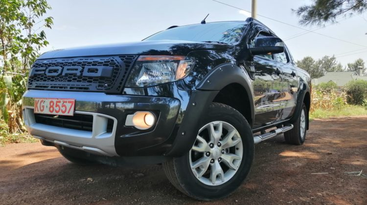 FORD RANGER DoubleCab