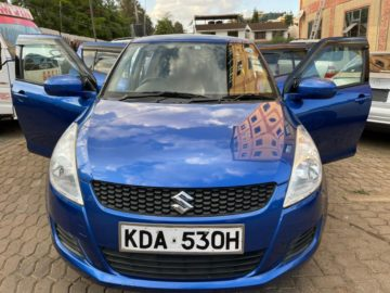 🔥 Suzuki Swift🔥 :: 2013 Model :: Auto Stop :: Eco Mode :: 1300cc :: ✅Cash Offer Kshs 720,000 ✅Bank Asset from 70% up to 5 Years Repayment.