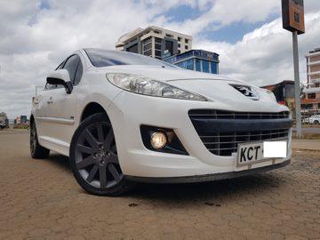 Peugeot 207, Sportium Edition