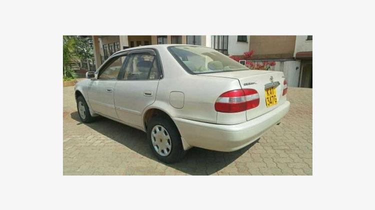 Toyota 110 on sale 0710413971