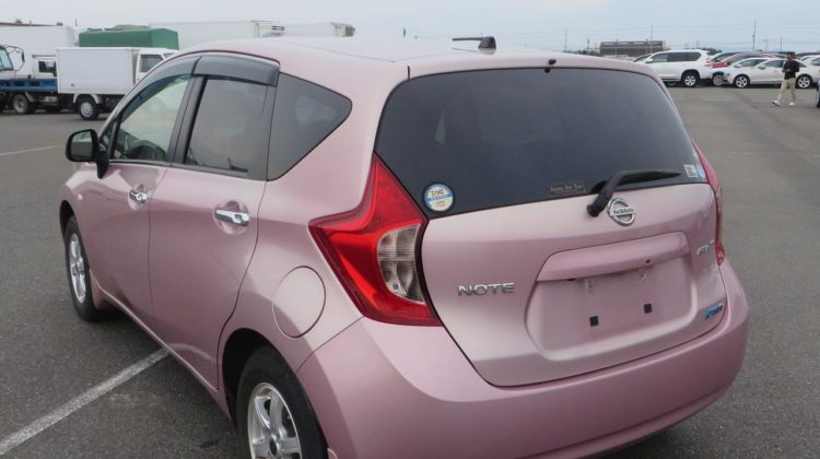 Nissan Note 2014 in stock call me 0727549167