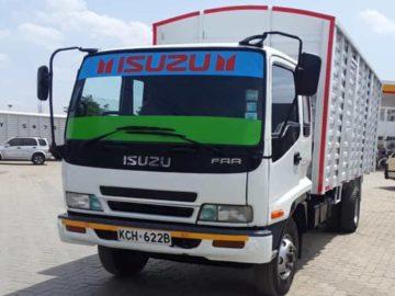isuzu frr on sale